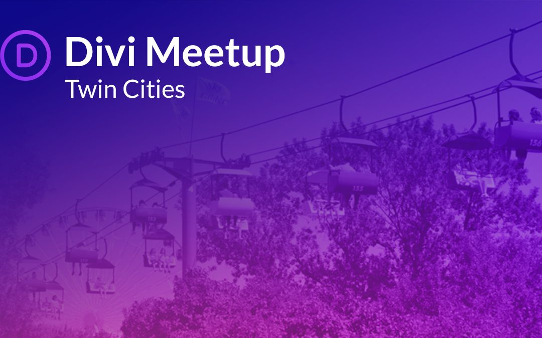 Divi Twin Cities Virtual Welcome Party